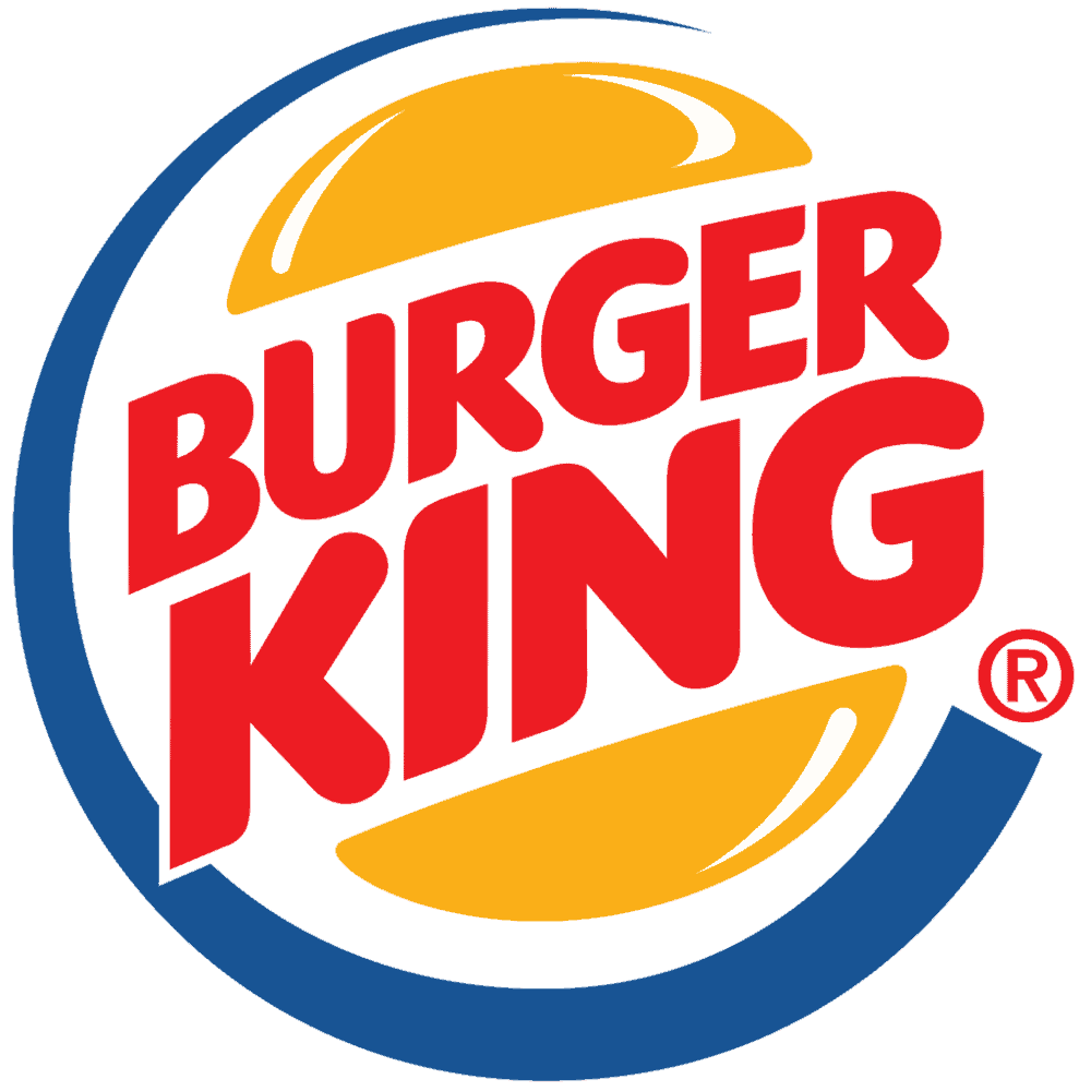 Burger King logo colours