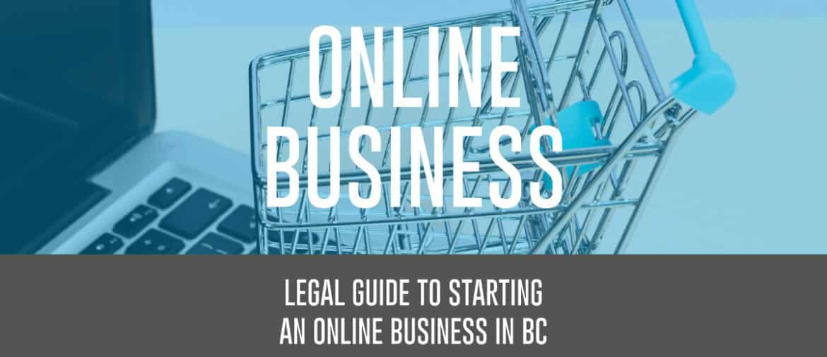 Legal guide online business header
